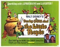 Darby O'Gill and the Little People - 11 x 14 Movie Poster - Style B