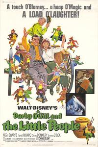 Darby O'Gill and the Little People - 27 x 40 Movie Poster - Style A