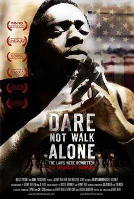 Dare Not Walk Alone - 11 x 17 Movie Poster - Style A