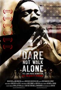Dare Not Walk Alone - 43 x 62 Movie Poster - Bus Shelter Style A