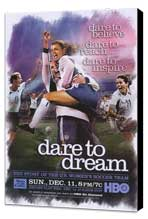 Dare to Dream - 27 x 40 Movie Poster - Style A - Museum Wrapped Canvas