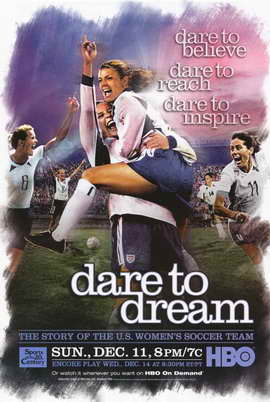 Dare to Dream - 11 x 17 Movie Poster - Style A