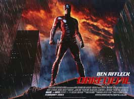 Daredevil - 30 x 40 Movie Poster UK - Style A