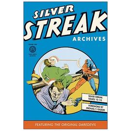 Daredevil - Silver Streak Archives Volume 2 Hardcover Graphic Novel