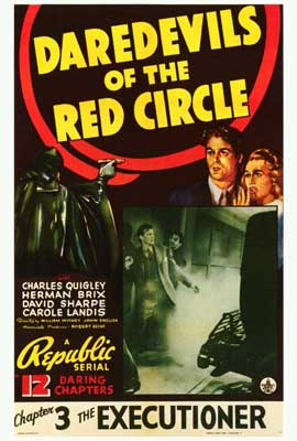 Daredevils of the Red Circle - 27 x 40 Movie Poster - Style A