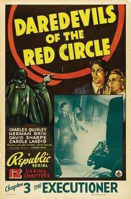 Daredevils of the Red Circle - 27 x 40 Movie Poster - Style C