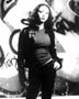 Dark Angel - 8 x 10 B&W Photo #1