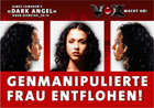 Dark Angel - 11 x 17 Movie Poster - German Style C