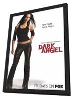 Dark Angel - 11 x 17 TV Poster - Style A - in Deluxe Wood Frame