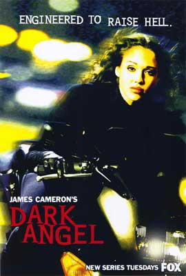 Dark Angel - 11 x 17 TV Poster - Style B