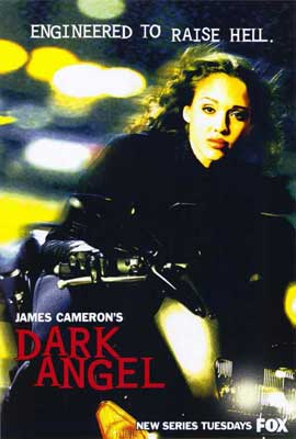 Dark Angel - 27 x 40 TV Poster - Style B