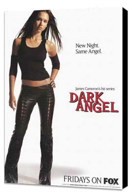 Dark Angel - 27 x 40 TV Poster - Style A - Museum Wrapped Canvas