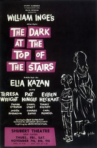 Dark At The Top Of The Stairs, The (Broadway) - 14 x 22 Poster - Style A
