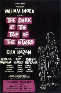 Dark At The Top Of The Stairs, The (Broadway) - 11 x 17 Poster - Style A
