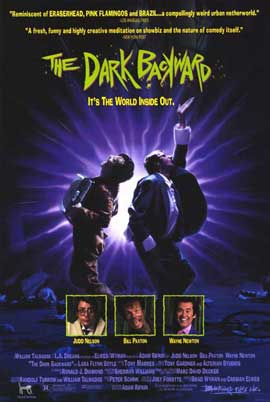 The Dark Backward - 11 x 17 Movie Poster - Style A