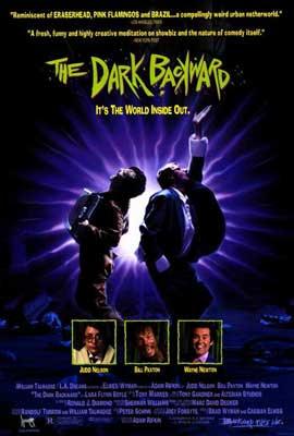 The Dark Backward - 27 x 40 Movie Poster - Style A