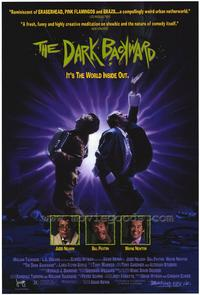 The Dark Backward - 43 x 62 Movie Poster - Bus Shelter Style A