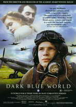 Dark Blue World - 11 x 17 Movie Poster - Style A