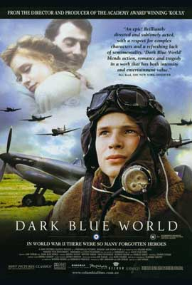Dark Blue World - 27 x 40 Movie Poster - Style A