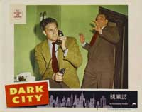 Dark City - 11 x 14 Movie Poster - Style C