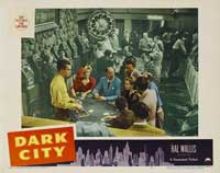 Dark City - 11 x 14 Movie Poster - Style D