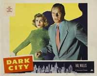 Dark City - 11 x 14 Movie Poster - Style E