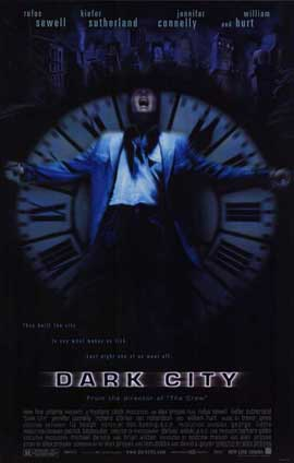 Dark City - 11 x 17 Movie Poster - Style A