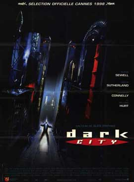 Dark City - 11 x 17 Movie Poster - French Style A