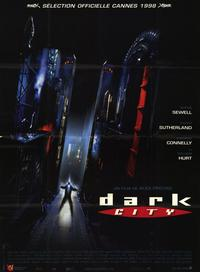 Dark City - 47 x 62 Movie Poster - French Style A