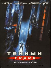 Dark City - 27 x 40 Movie Poster - Russian Style A