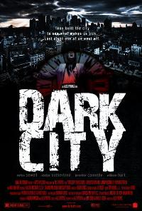 Dark City - 43 x 62 Movie Poster - Bus Shelter Style A