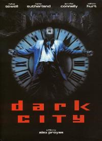 Dark City - 11 x 17 Movie Poster - Russian Style B