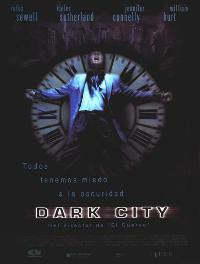 Dark City - 27 x 40 Movie Poster - Spanish Style A