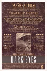 Dark Eyes - 11 x 17 Movie Poster - Style A