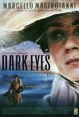 Dark Eyes - 11 x 17 Movie Poster - Style B