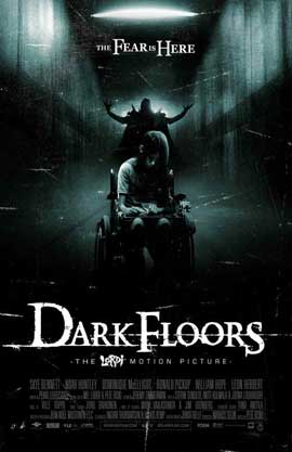 Dark Floors - 11 x 17 Movie Poster - Style B
