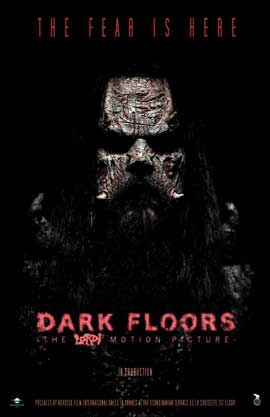Dark Floors - 11 x 17 Movie Poster - French Style A