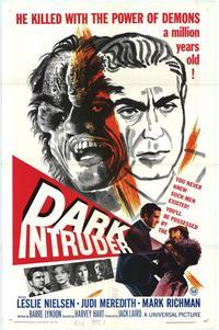 Dark Intruder - 27 x 40 Movie Poster - Style A