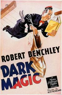 Dark Magic - 43 x 62 Movie Poster - Bus Shelter Style A