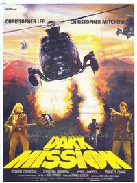 Dark Mission: Evil Flowers - 27 x 40 Movie Poster - Foreign - Style A