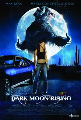 Dark Moon Rising - 11 x 17 Movie Poster - Style B