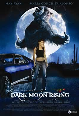 Dark Moon Rising - 43 x 62 Movie Poster - Bus Shelter Style A