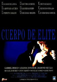 Dark Obsession - 11 x 17 Movie Poster - Spanish Style A