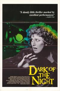 Dark of the Night - 27 x 40 Movie Poster - Style A