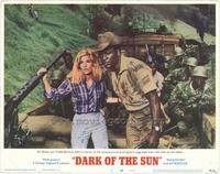 Dark of the Sun - 11 x 14 Movie Poster - Style B