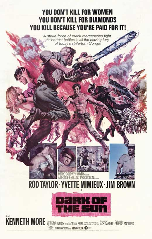 dark of the sun 1968