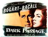 Dark Passage - 11 x 14 Movie Poster - Style A