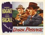Dark Passage - 11 x 14 Movie Poster - Style E