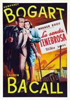 Dark Passage - 27 x 40 Movie Poster - Belgian Style B