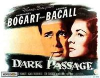 Dark Passage - 11 x 14 Movie Poster - Style A